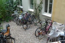 apartment_hainburgerstrasse_fahrradstaender