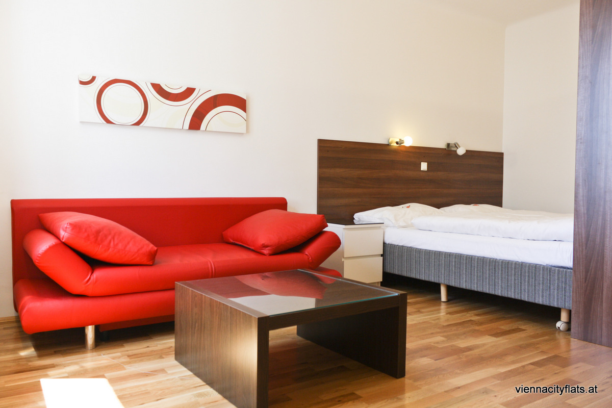 Alle apartments und ferienwohnungen vienna city flats - Schlafzimmer auf englisch ...