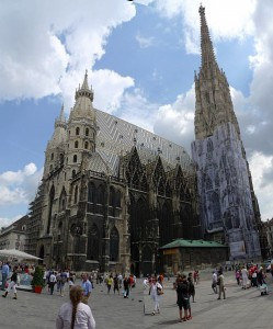 1-Panorama Stephansdom