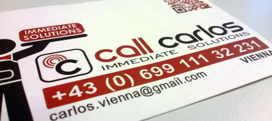 CALL CARLOS