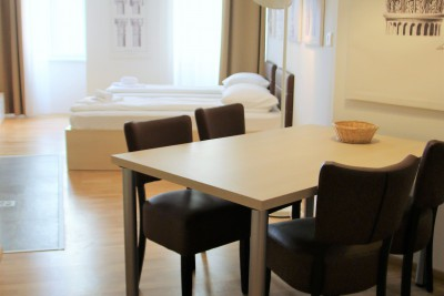 Apartment Zirkusgasse TYP 2